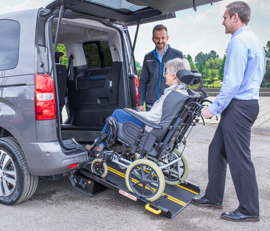used wheelchair accessible vehicles for sale