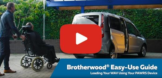 Brotherwood PAWRS Winch System