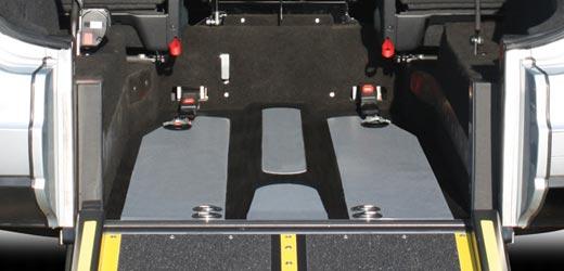 VW Sharan WAV Lowered Floor