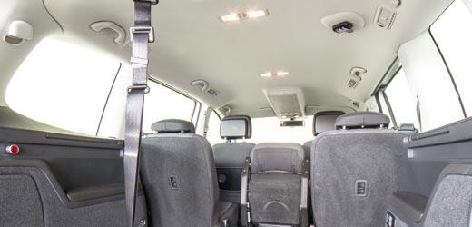 VW Sharan WAV Headroom