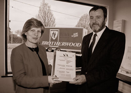Brotherwood ISO Certification