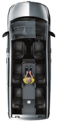 Mercedes-Benz Vito Tourer Wheelchair Accessible Vehicle