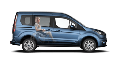 Ford Tourneo Wheelchair Accessible Vehicle