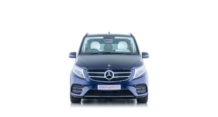 Brotherwood Klastar by Senzati Luxury Mercedes-V-Class WAV