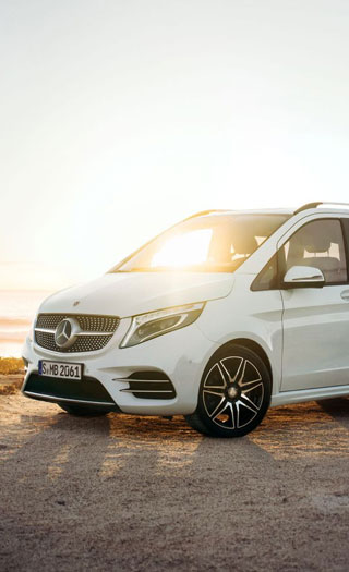 Mercedes V-Class Wheelchair Accessible Vehicle