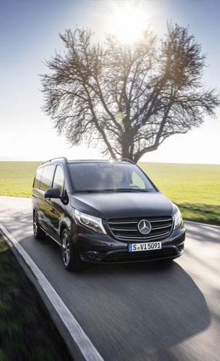 Mercedes Vito Wheelchair Accessible Vehicles