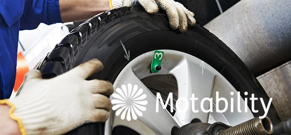 Motability Tyres