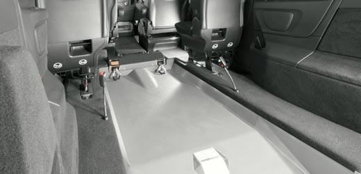 Mercedes Vito Low Floor WAV