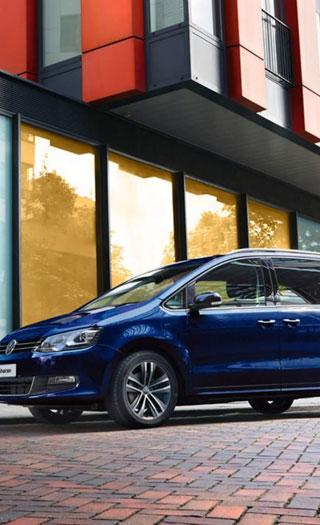 VW Sharan WAVs