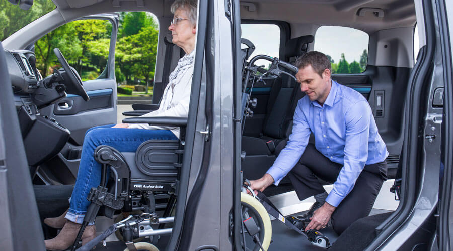 Wheelchair Accessible vehicle Specialists