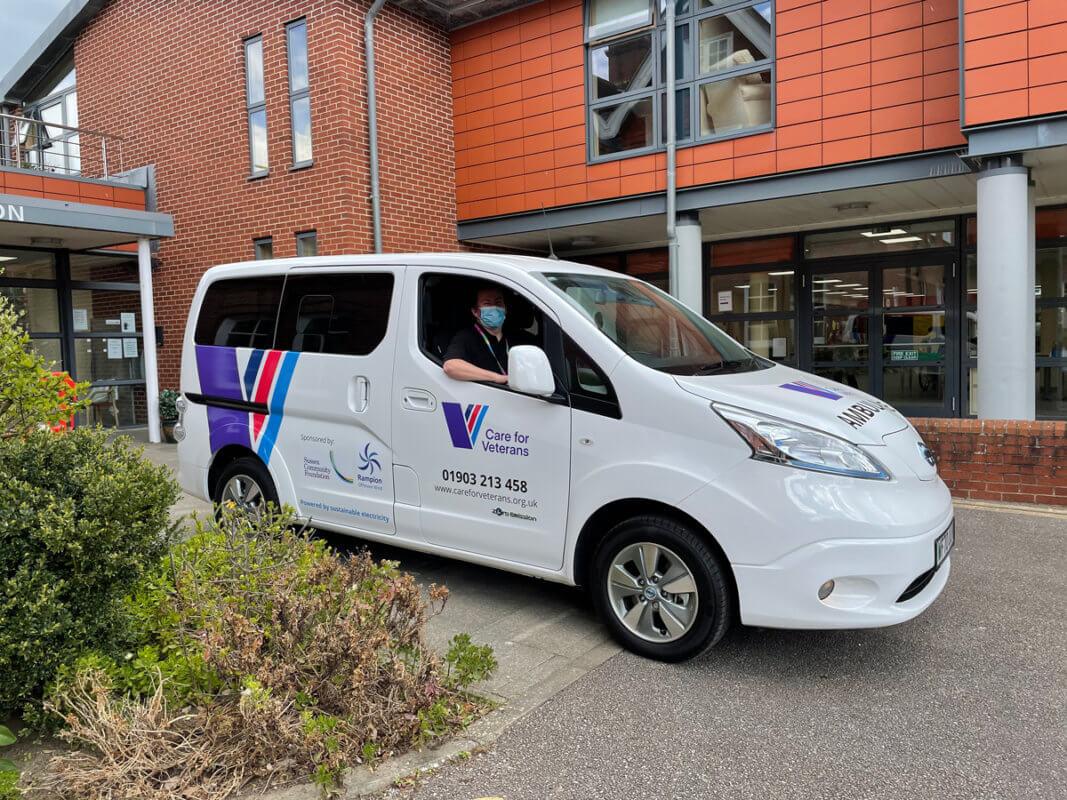 Electric WAV Ambulance