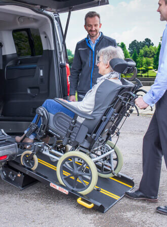 New Wheelchair Accessible Vehicles