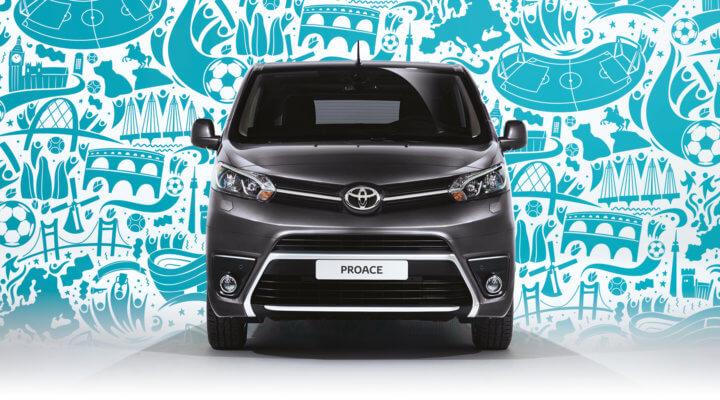 Toyota WAV Offer