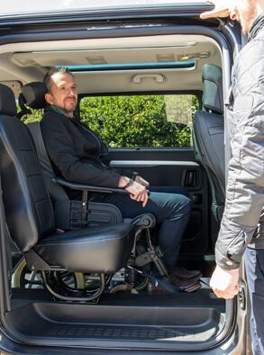 Toyota Proace Wheelchair