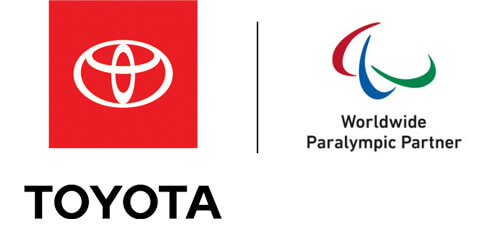 Toyota Official Worldwide Paralympics Partner