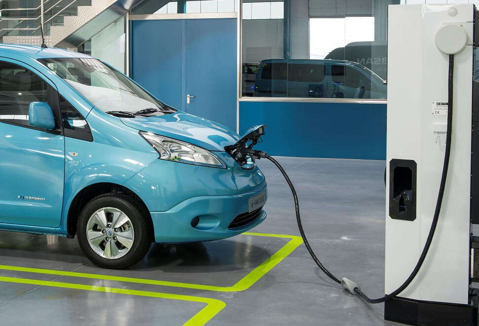 Electric WAV Charging